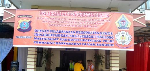 Pelayanan Terpadu di Pulau Samosir  (Sumatera Utara)