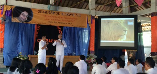 YOUTH KORWIL VII, Seminar Leadership