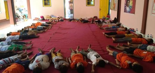 10. SSG Lombok, Yoga
