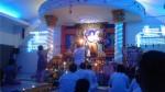 Bhajan HUT di SSG Palu Sekaligus Peresmiaan Altar Baru