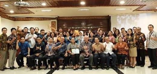 Front page LPSSI Para Peserta Staf Kementerian Keuangan Mengkuti Pembekalan dari LPSSI
